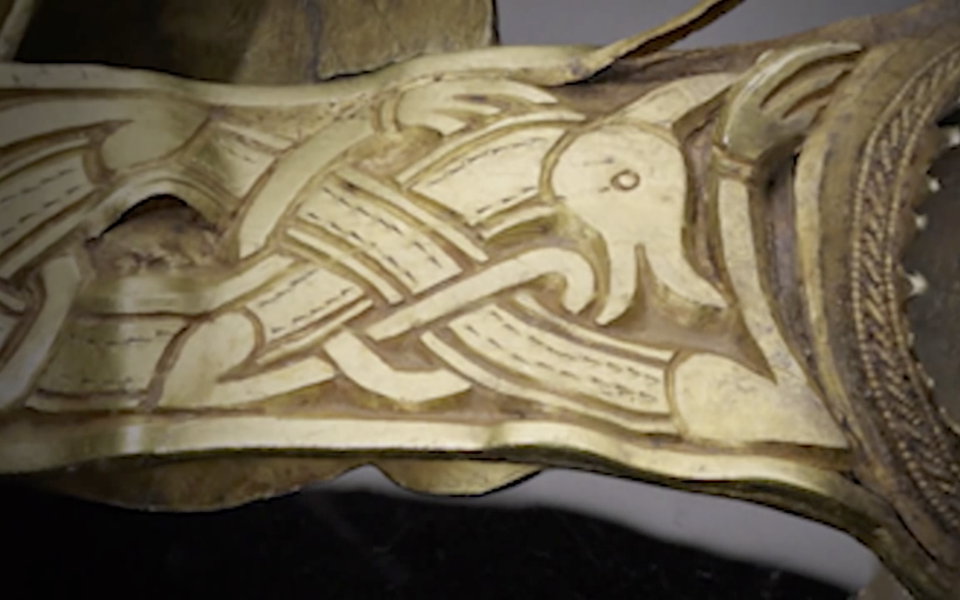 Beasts, Birds and Gods - Interpreting the Staffordshire Hoard