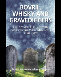 PRE-ORDER SPECIAL ONLY £12* - Bovril, Whisky and Gravediggers