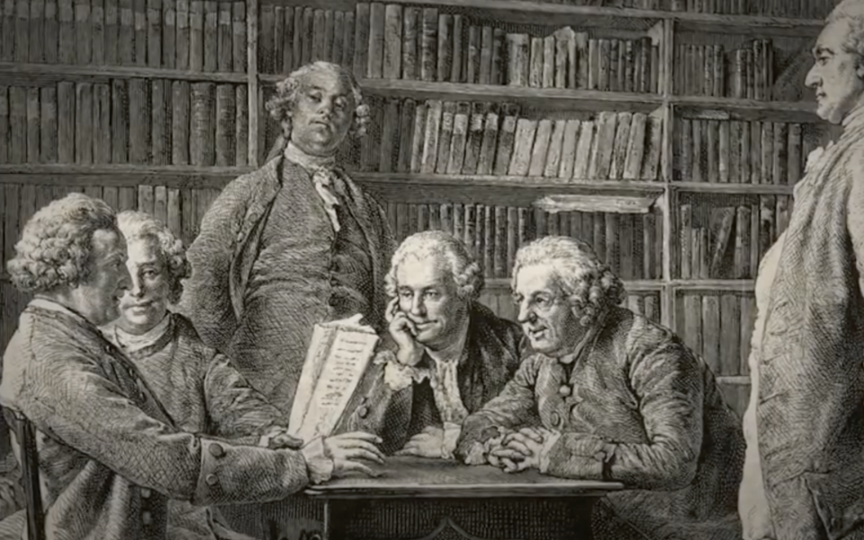 James Watt - A great Enlightenment Man
