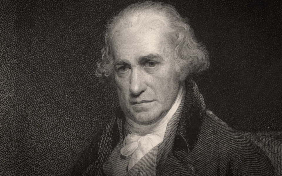James Watt – 18th Century scientist and revolutionary player