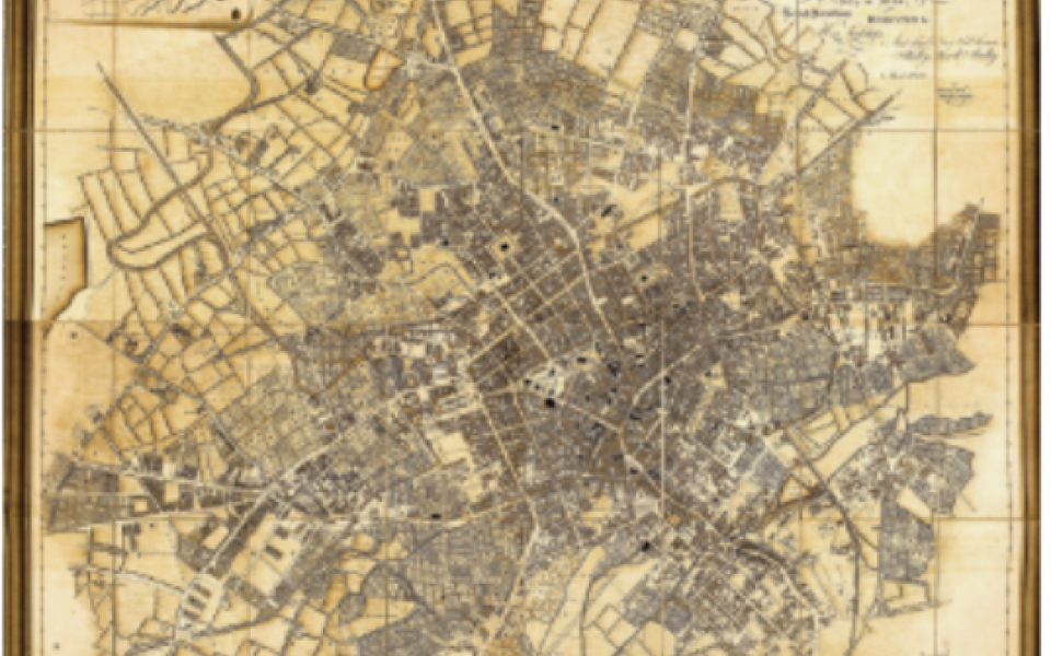 Regency Birmingham - A history of maps continued