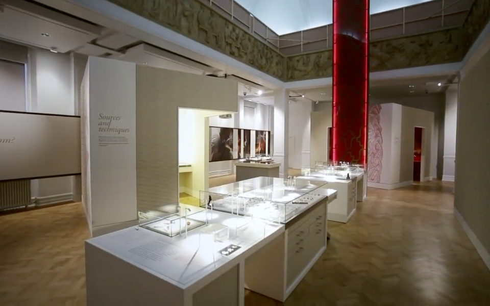 New Staffordshire Hoard gallery opens today in Birmingham