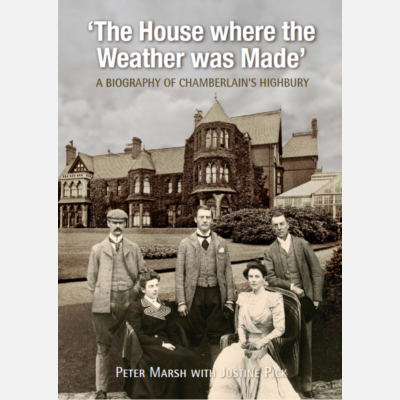 PRE-ORDER SPECIAL ONLY £15*: The House where the Weather was Made